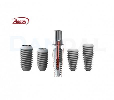 Argon Implant