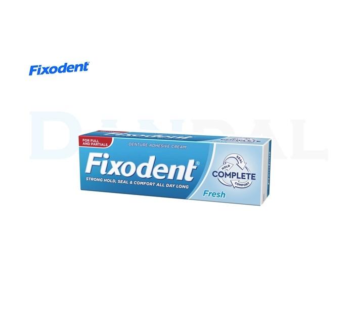 Fixodent - Complete Denture Adhesive