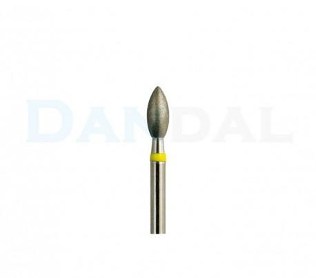 فرز الماسی مدل شعله شمعی پهن - DiaTessin