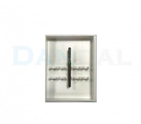 فرز مخصوص روکش زیرکونیا مدل استوانه ای ته گرد - DiaTessin