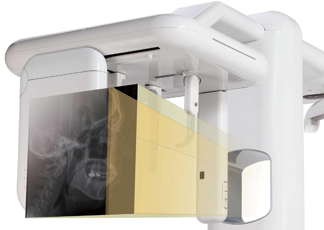 دستگاه عکس برداری اشعه ایکس  (OPG) مدل Genoray - Papaya Plus
