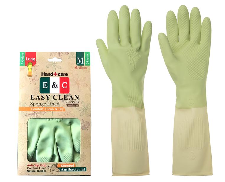 easy clean gloves دستکش نظافت و خانگی ایزی کلین