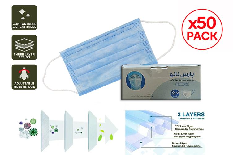 pars nanoface mask